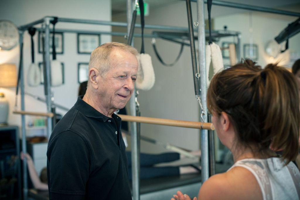 Learning from Mr. Jay Grimes; what Joe Pilates did and said is a blessing in my own path as a Pilates Student and of course nourish my personal life.