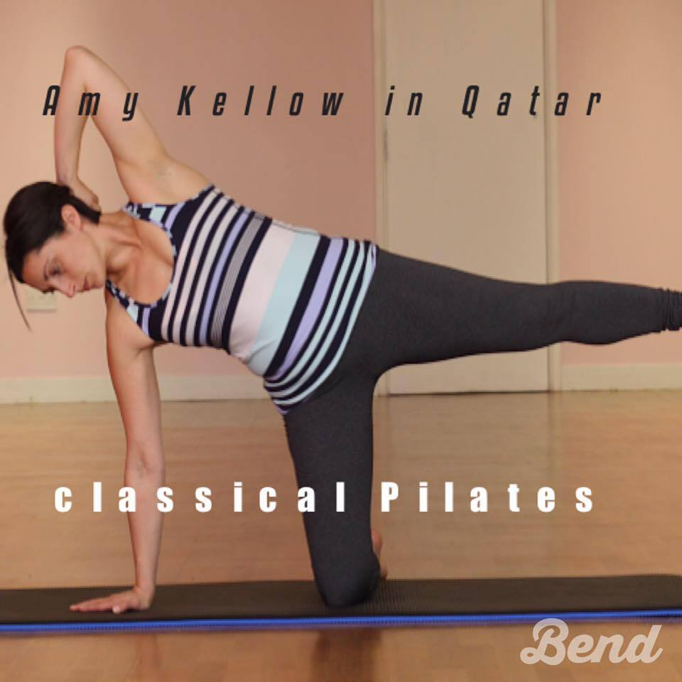 Classical Pilates With Amy Kellow In Qatar