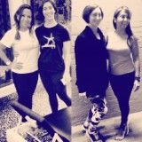 Amy and Luz October 2014 and October 2015 in UK at Classical Pilates Convention
