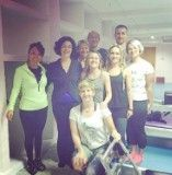 "The Mindful Workshop with Karen Frischmann ""How to Teach the Universal Reformer"" at the Picture The Classical Pilates Teacher from Everybody Pilates and Luz"