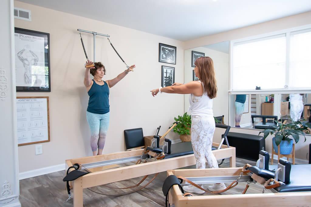 luzlife pilates classes